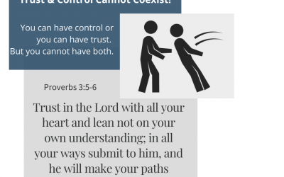 Trust & Control Cannot Coexist!